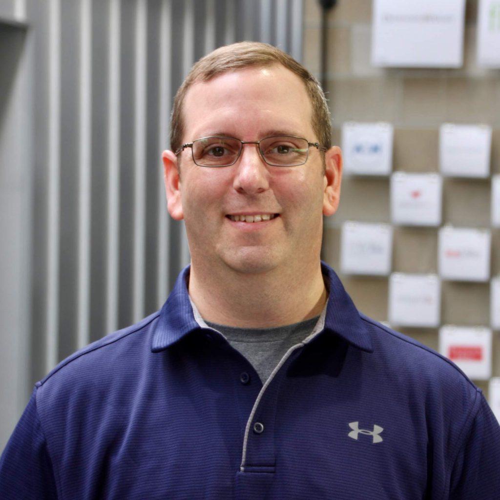Kirk McCutcheon, Senior Software Engineer