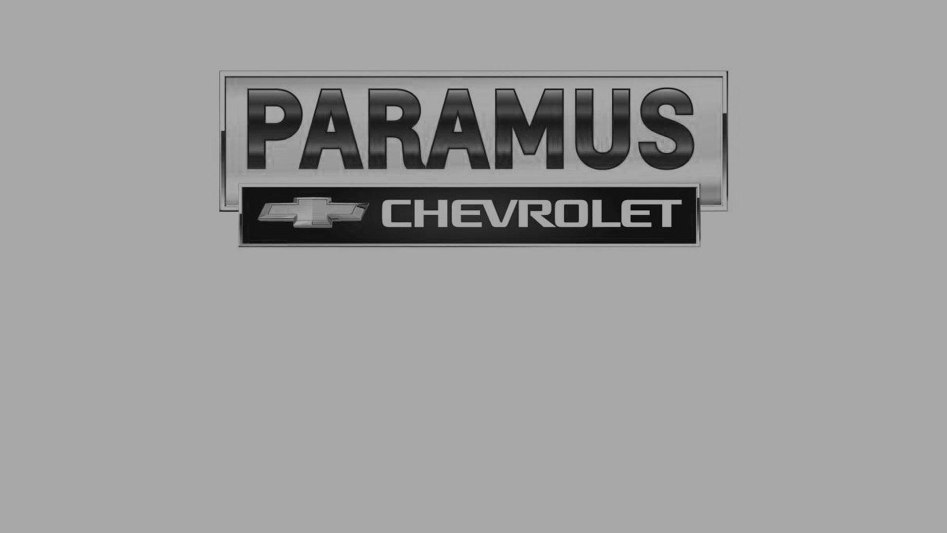 Paramus Chevrolet logo